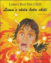 Lima´s röda heta chili (engelska och svenska)
