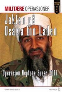 Jakten på Osama bin Laden - Peter F. Panzeri   Inprintwriters.org