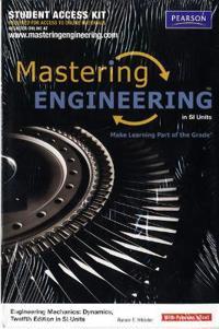 Engineering Mechanics Dynamics Mastering Engineering
