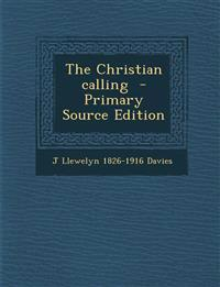 The Christian calling