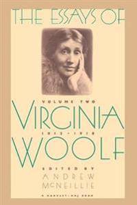 The Essays of Virginia Woolf, 1912-1918