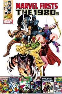 Marvel Firsts 1