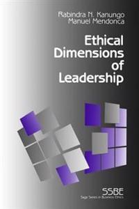 The Ethical Dimensions of Leadership