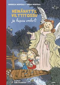 Heinähattu, Vilttitossu ja hupsu enkeli (cd)