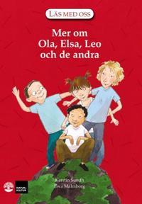 Läs med oss. År 2, Mer om Ola, Elsa, Leo och de andra
