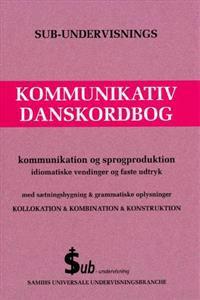 Sub-undervisnings Kommunikativ danskordbog