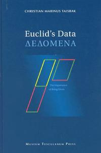 Euclid's Data: The Importance of Being Given