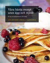 Våra bästa recept utan ägg och mjölk : för dig med laktosintolerans eller