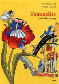 Tommelise - en labyrintbog