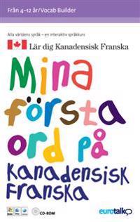 Mina första ord Kanadensisk Franska