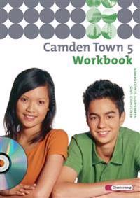 Camden Town 5. Workbook CD für Schüler. Realschule und verwandte Schulformen