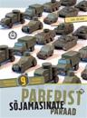 Paberist sõjamasinate paraad