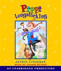 Pippi Longstocking (Lib)(CD)