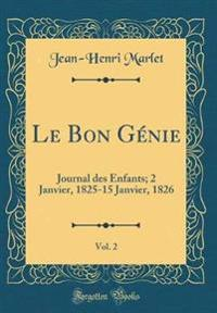 Le Bon Génie, Vol. 2