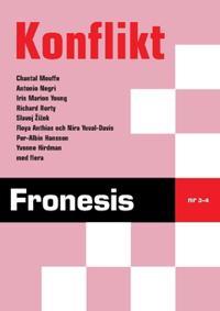 Fronesis 3-4. Konflikt