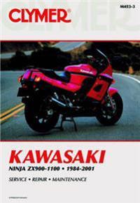 Kawasaki Ninja Zx900-1100 1984-2001