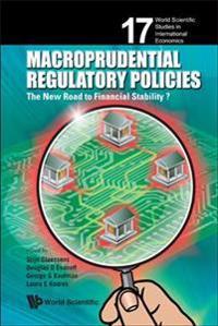 Macroprudential Regulatory Policies