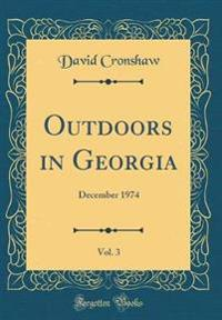 Outdoors in Georgia, Vol. 3