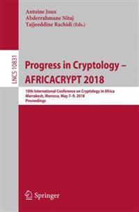 Progress in Cryptology - AFRICACRYPT 2018