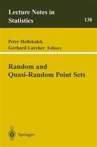 Random and Quasi-Random Point Sets