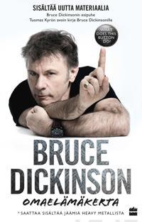 Bruce Dickinson - Omaelämäkerta
