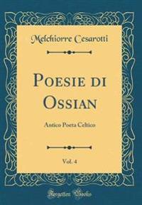 Poesie di Ossian, Vol. 4