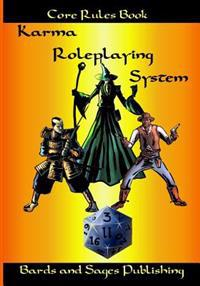 Karma Roleplaying System: Core Rules Book