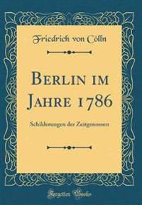 Berlin im Jahre 1786