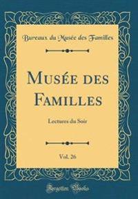 Musée des Familles, Vol. 26