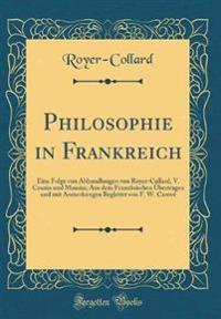 Philosophie in Frankreich