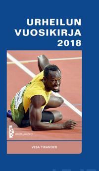 Urheilun vuosikirja 2018