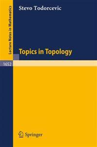 Topics in Topology