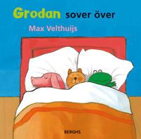 Grodan sover över - Max Velthuijs - böcker (9789150222975)     Bokhandel