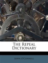 The Repeal Dictionary