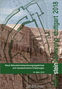Natursteinsanierung Stuttgart 2018.