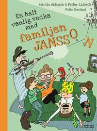 En helt vanlig vecka med familjen Jansson