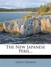 The New Japanese Peril...