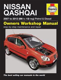 Nissan Qashqai Petrol & Diesel Service and Repair Manual