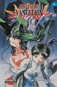 Neon Genesis Evangelion  02 : Pojken och kniven