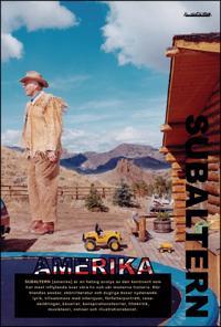Subaltern nr 2 : Amerika