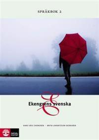 Ekengrens svenska Språkbok 2 3:e upplagan