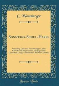 Sonntags-Schul-Harfe
