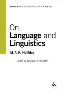 On Language And Linguistics