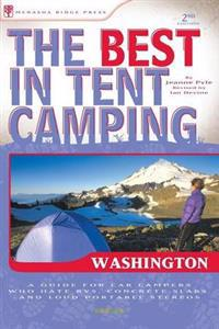 The Best In Tent Camping Washington
