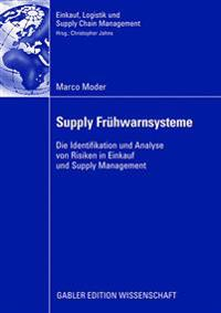 Supply Frühwarnsysteme