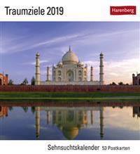Traumziele  - Kalender 2019