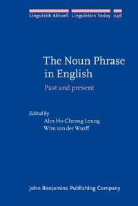 The Noun Phrase in English