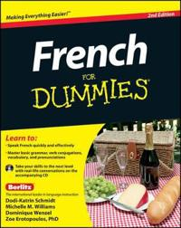 French For Dummies, with CD, 2nd Edition