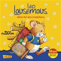 Maxi-Pixi Nr. 260: VE 5 Leo Lausemaus allein bei den Großeltern