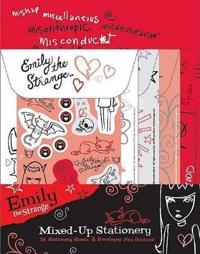 Emily the Strange Mixed-up Stationery